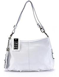 OH MY BAG Sac à Main femmes CUIR italien Sac porté épaule et bandoulère Modèle LOBE Nouvelle collection