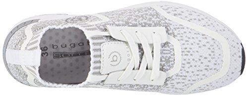 Bugatti - Dy51616, Fitness De Scarpe Donna White (blanco / Gris)