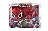 Best E-More Climbing Gloves - KidzFan™ Avengers 3 in 1 Set | Disk Review