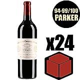 X24 Château Cheval Blanc 2015 75 cl AOC Saint-Emilion Grand Cru 1er Grand Cru Classé A Vino Tinto