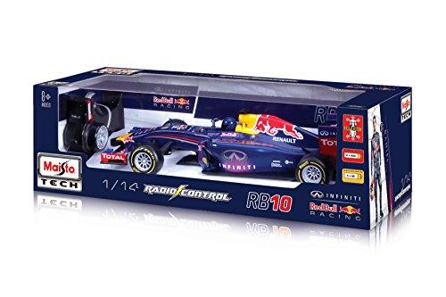 RC Auto kaufen Rennwagen Bild 2: Maisto 581252 - Ferngesteuertes Modellauto 1:14 Red Bull RB10 mit Sebastian Vettel*