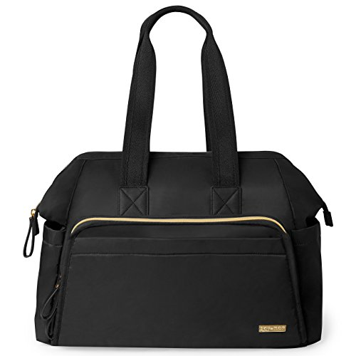 Skip Hop 200153 Mainframe Wide Open Satchel,