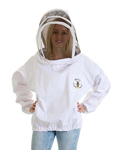 Imker Bienenzüchter Tunika Mit Netz / Astronauten Kapuze - 5XL