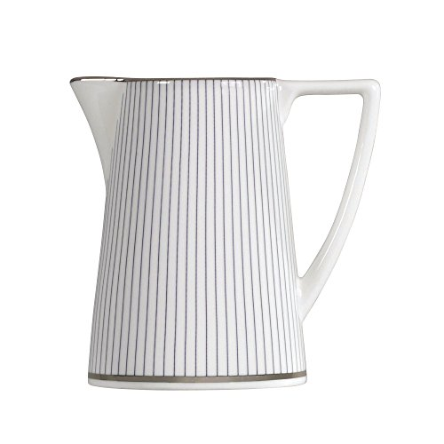 Wedgwood - Jasper Conran Pin Stripe, Cream Jug 0.02 ltr by Wedgwood China Cream Jug