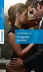 Orageuse passion : Harlequin collection Azur