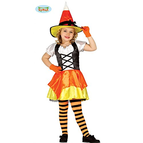 Imagen de disfraz de brujita caramelo infantil mediano 5 6 años