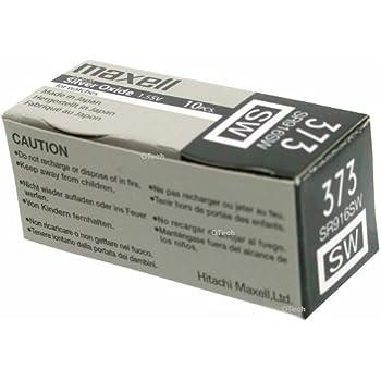 SR916SW/SR68pila de óxido de plata para relojes