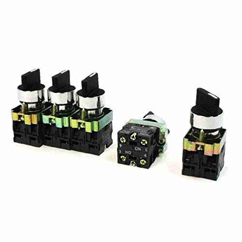 ttcity-10a-600v-ith-ui-lug-control-4-terminal-3-position-dpst-2no-commutateur-rotatif-5-pieces