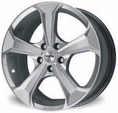 Colore Bianco 850 mm Quattroerre 12126 Coppia Profili Salvaporta per Auto