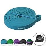 ALPIDEX Bandes de résistance en différentes quantités et épaisseurs, Couleur:Light - Balance Blue