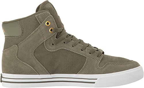 Supra  Vaider, Hohe sneakers homme Olive
