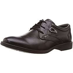 Lee Cooper Men's Black Formal Shoes