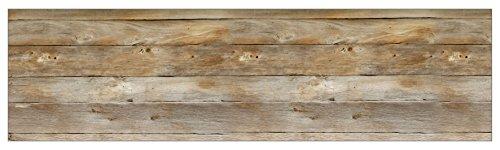 Myspotti 251011 profix Holz, Küchenrückwand, 220 x 60 cm