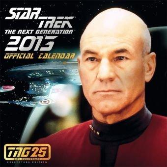 Star Trek the Next Generation Official 2013 Calendar: Tng 25th Anniversary Edition (Star Trek Kalender 2013)