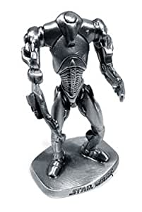 Rawcliffe - Star Wars - figurine étain Super Battle Droid 5-10 cm