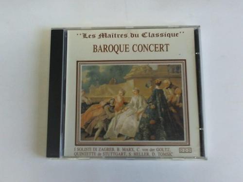 Les maitres du Classique. Barock-Konzert