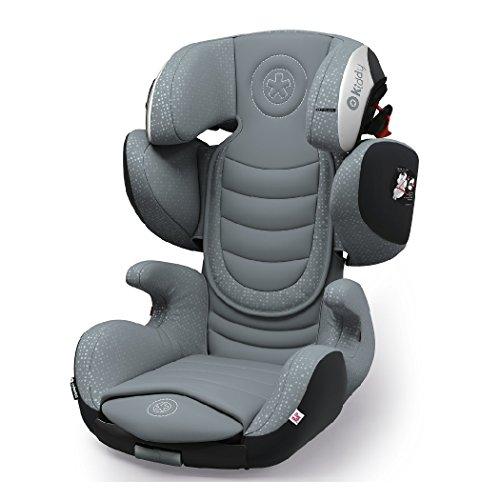 Preisvergleich Produktbild kiddy 41553GF076 Autositz Cruiserfix 3 010 Steel Grey