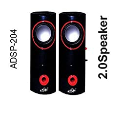 Ad Net Green Mini Portable Mobile/Tablet Speaker 206