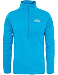 The North Face M infiesto 1/4 Zip Jersey Langarm, Herren