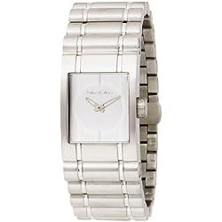 Black Dice BD-032-01 Gents Silver Dial Stainless Steel Bracelet Watch