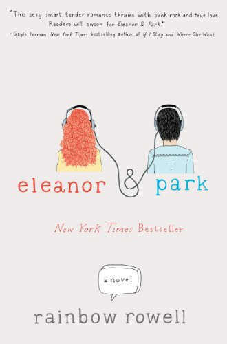 Buchseite und Rezensionen zu 'Eleanor & Park (Thorndike Press Large Print Literacy Bridge Series)' von Rainbow Rowell