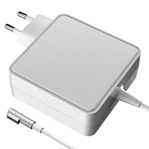 Ladegerät Netzteil 60 Watt Magsafe L-TIPP Adapter für Apple MacBook und MacBook Pro, Netzteil Kompatibel mit Ladegerät MC461LL / A A1502 A1278 A1280 A1342 A1344 Netzgerät Ersatz Ladegerät - Pro Adapter Macbook Apple