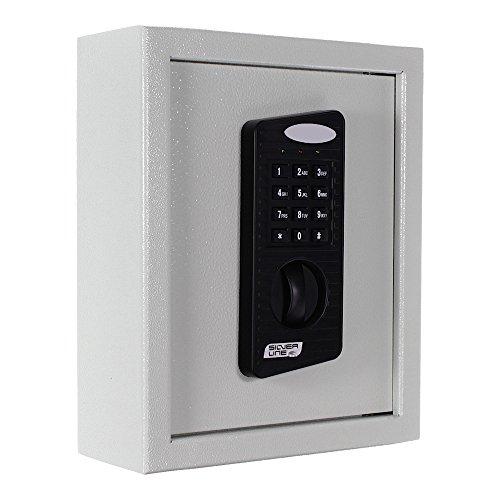 ROTTNER Keytronic Schlüsseltresor für 20 Schlüssel