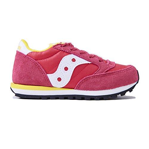 Sneakers Saucony bambina SC57789 PINK WHITE jazz original kids d15deec62e5