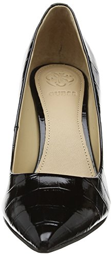 Guess Damen Ele7 Pumps Schwarz (Nero)
