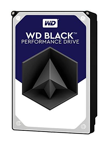 WD Black WD2003FZEX -  Disco duro de alto rendimiento para ordenadores de sobremesa (2 TB,  7.200 rpm,  SATA 6 GB/s,  64 MB de caché,  3.5