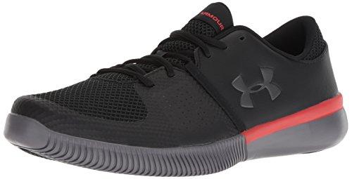 3 ShoesBlackblackradio Eu Uk44 Armour Zone NmMen's Ua Redcharcoal9 Fitness Shoes Under sQdxhBrtC