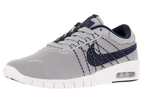 Nike Koston Max, Chaussures de Sport Homme, Noir, EU gris - Gris (Wolf Grey / Obsidian-White)