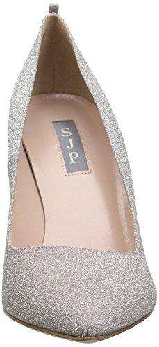 Sjp Di Sarah Jessica Parker Damen Fawn Pumps Mehrfarbig (argento / Rosa Ombre Glitter)