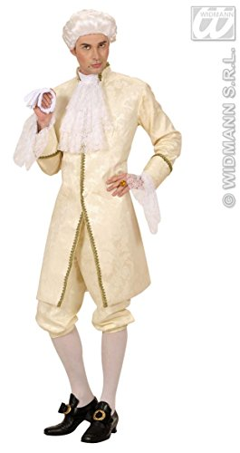 Casanova Costume Extra Large for Medieval Royalty Middle Ages Fancy Dress