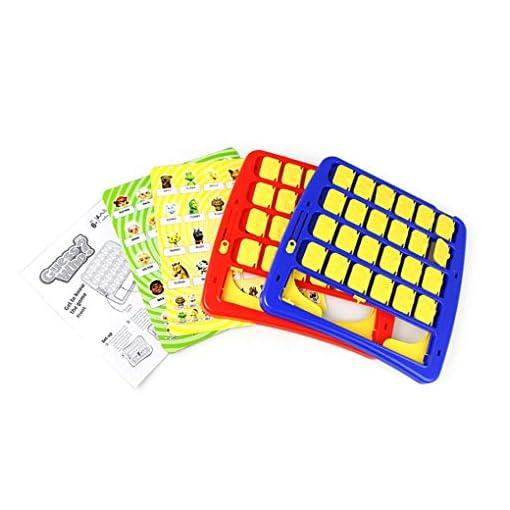 Morza-Kinder-Klassik-die-Guess-Who-Desktop-Spiel-Eltern-Kind-Interaktion-Logical-Entertainment-Denken