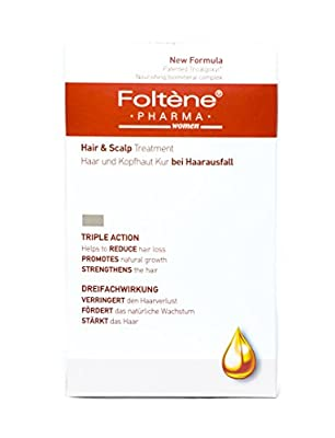 Foltene Hair and Scalp Treatment for Women 100ml from Hampton Brands Ltd