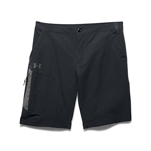Under Armour UA Armourvent Trail shorts Anthracite