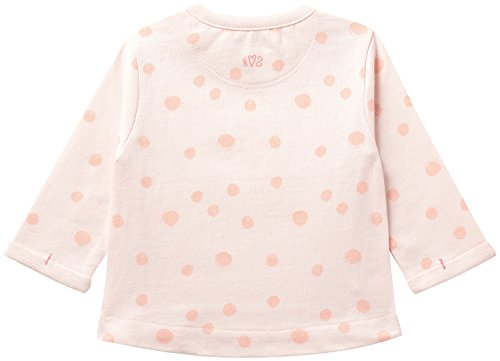 Noppies G Dunmore, Sweat-Shirt Bébé Fille Blush
