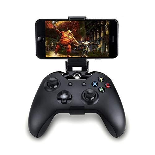 MP power @ Teléfono Sostenedor Del Montaje Clip Abrazadera celular juegos clip Para Celular Controlador Microsoft Xbox One Xbox 1 Xbox uno para Apple Iphone Samsung HTC Sony LG Huawei
