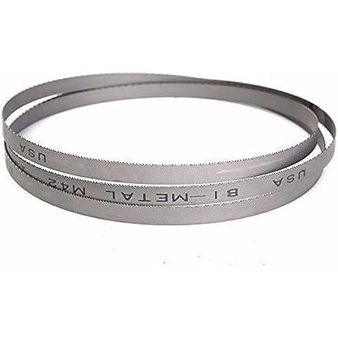 Yongse 2.032 millimetri x 13mm 14tpi M42 metallo Bi-metal Band