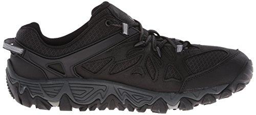 Merrell All Out Blaze Vent, Chaussures de Randonnée Basses homme Noir (Black)