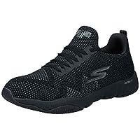 حذاء سكيتشرز جو رن تي ار, (Black (BLACK BLACK BBK)), 9.5 UK