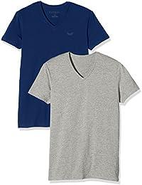 Kaporal Gift, T-Shirt Homme, (lot de 2)