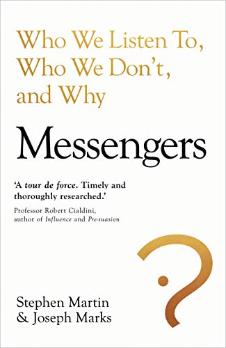 Messengers: Who We Listen To, Who We Don\'t, And Why (English Edition)