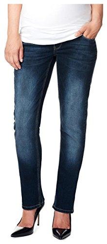 Noppies - Jeans spécial grossesse - Jambe droite - Femme Mid Bleu (C300)