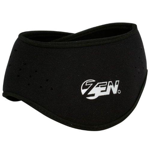 Paintball /Softair Halsschutz ZEN Neck Protector - 3mm dick (schwarz) des Herstellers ZEN