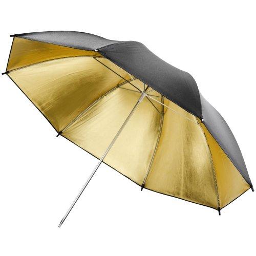 Walimex Reflexschirm gold (84 cm)