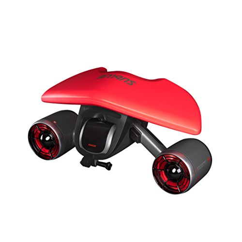 Sublue, il più piccolo scooter subacqueo al mondo, White Shark Mix, scooter subaqueo, drone per mare, pesa solo 2,9 kg , grau