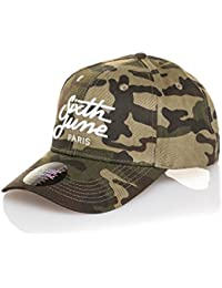 Sixth June Snapback homme camouflage stylé