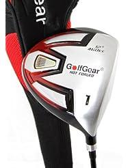 GolfGear forgé à chaud mens de golf conducteur de 12 degrés à droite nouvelle